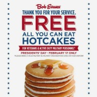 Dining Deals: Bob Evans, Quiznos, Sonic and PF Chang's