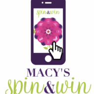 Macy's Spin & Win Instant Win Game: Enter to Win a Macy's Gift Card Valued Up To $500!