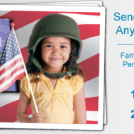 FREE Offer for Military Families and Friends: Score a FREE 5×7 Photo Book (Includes FREE Shipping)