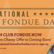 Melting Pot: FREE Cheese Fondue – Reserve by March 30th!