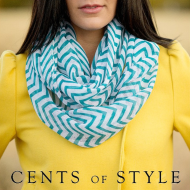 Cents of Style: 2 Chevron Scarves for Only $11.96 Shipped