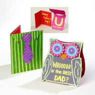 Create Father's Day Gifts from the Heart with Crayola