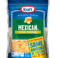 Safeway & Affiliates: FREE 8oz Bag of Kraft Natural Shredded Cheese Coupon – 1st 20,000 Only!