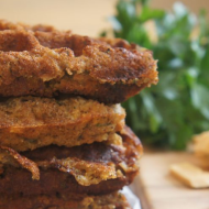 Recipe: Gluten-Free Cheesy Herb Waffles