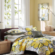 Spring and Summer Home Decor Trend: Decorate with Turquoise, Gray & Yellow + Save Up To 70% Off at Zulily!