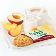 New from belVita Breakfast:  Soft Baked Breakfast Biscuits