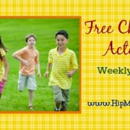 FREE Children's Activities This Week and Beyond