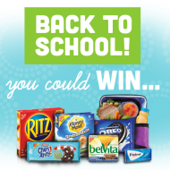 Kroger Back to School Instant Win Game: Win FREE Groceries for a Year, $25 Kroger Gift Cards + More!