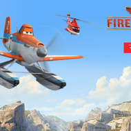 """Kohl's Offer: $10 Off $25 or More Kids Apparel Purchase with Disney Planes """"Fire & Rescue"""" Movie Ticket"""