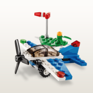 LEGO Stores: Upcoming Free LEGO Racing Plane Mini Building Event {Sept 2nd}