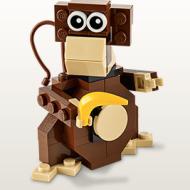 LEGO Stores: Free LEGO Monkey Mini Build Event {Aug 5th}