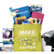 Staples: 20% Off Everything You Can Fit In the Bag Sale