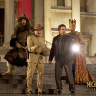 "Fun for the Family: ""Night at the Museum: Secret of the Tomb"" Movie Trailer #NightAtTheMuseum"