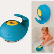 New from Skip Hop: Moby Floating Bath Thermometer + Moby Baby Bathtime Collection Giveaway!