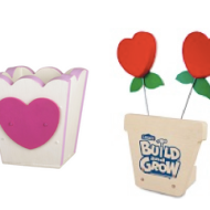 FREE Valentine-Themed Kids Workshops from Lowe's Build & Grow and Home Depot – Register Now!