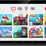 New YouTube Kids App