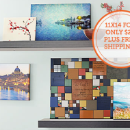 *HOT DEAL* Printcopia: 11″x14″ Photo Canvas Print for Only $28 + FREE Shipping – Regularly $78!