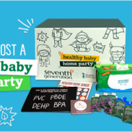 Apply to Host a Seventh Generation Healthy Baby Home Party and Score Free Products, Coupons and More!
