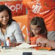 Home Depot: FREE Kids Workshop on May 2nd – Register Now!