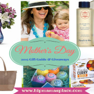 Mother's Day Gift Guide + Celebrating Moms With Some Fabulous Giveaways!