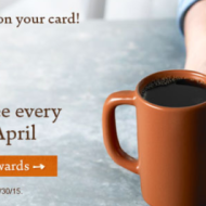 Panera Rewards Members: FREE Cup of Coffee Every Day in April