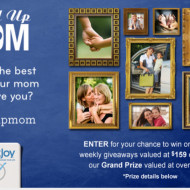 """Infographic on Back Pain + BackJoy """"Stand Up Mom"""" Mother's Day #Giveaway!"""