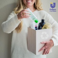 """Unilever """"Rinse, Recycle, Reimagine"""" for a Bright Future + Upload A Photo & Win Prizes #ReimagineThat #Sweeps #Spon"""