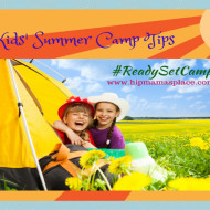 MinuteClinic Summer Camp Tips + Common Summer Ailments and How to Treat and Prevent Them #ReadySetCamp