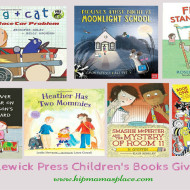 Back to School Reads from Candlewick Press + Children's Book Prize Pack Giveaway!