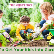How to Get Your Little Ones into Gardening