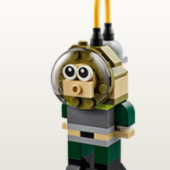 LEGO Store: Online Registration Now Open for Free Diver Mini Model Build (September 1st or 2nd)