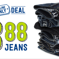 *TODAY ONLY* Crazy 8 Kids Jeans ONLY $8.88 Shipped – Regularly $19.95 + More Back To School Deals!
