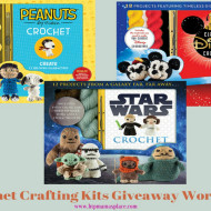 3 New Crochet Kits from Thunder Bay Press Perfect for Crafty Parents + Giveaway!