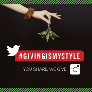 Paul Mitchell Gives Back This Holiday Season #GivingIsMyStyle
