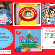 Holiday Gift-Giving with Candlewick Press Books + Giveaway!