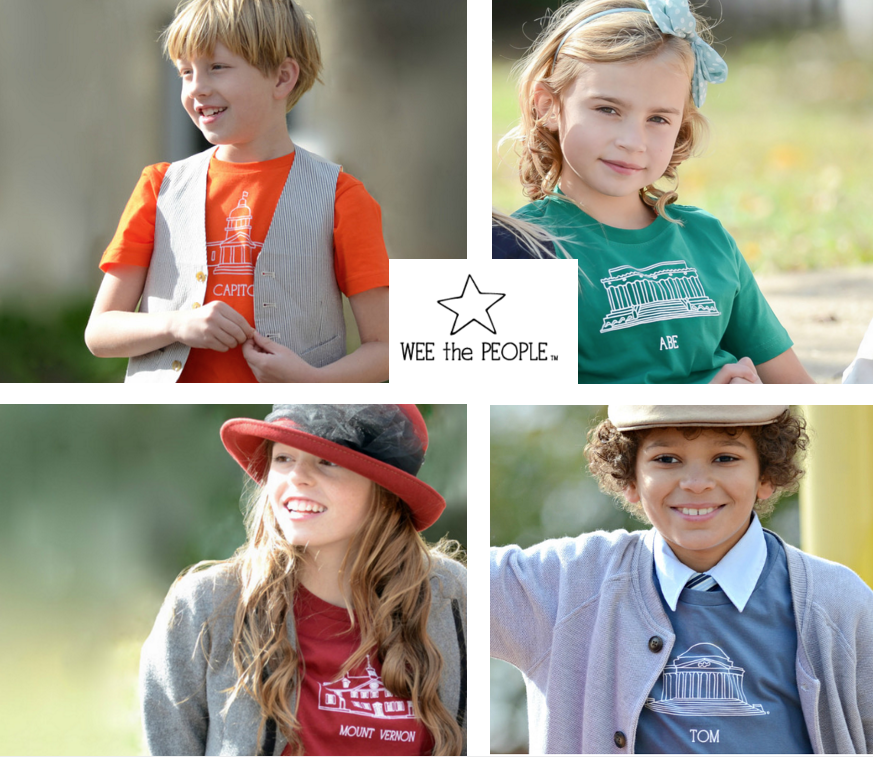 wee the people tees