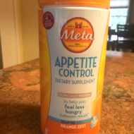 Meta Appetite Control Helps Lessen My Daily Cravings + Get A Sample and Coupon!