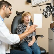 Think About Your Eyes: Back to School Means It's Time to Get Your Child's Eye Exam Scheduled