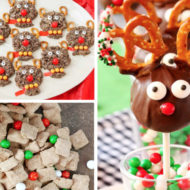 19 Easy Holiday Treats For Santa's Reindeer