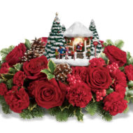Teleflora's NEW Christmas 2016 Bouquet Collection +  Win a $75 Teleflora Gift Certificate!