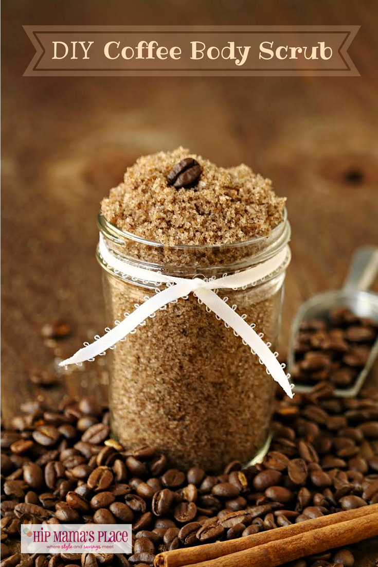 How to make DIY Coffee Body Scrub