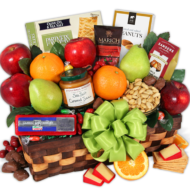 Yummy Food Gift Ideas for Dads of All Ages from GourmetGiftBaskets.com + Giveaway!