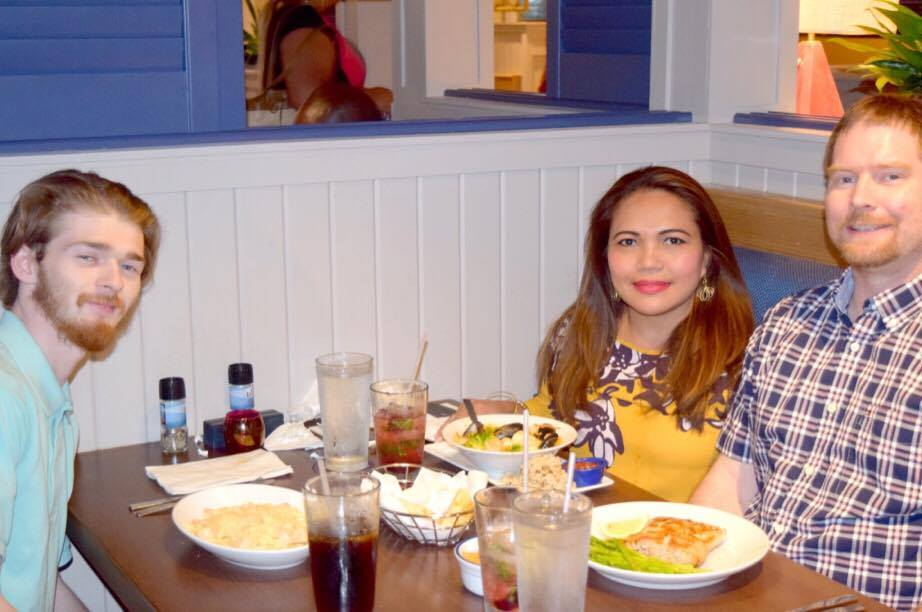 We enjoyed a great evening of amazing food and tour of the newly renovated Red Lobster in Manassas, Virginia - September 8th, 2017