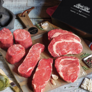 The Kansas City Steak Company: Holiday Food Gifts That Sizzle