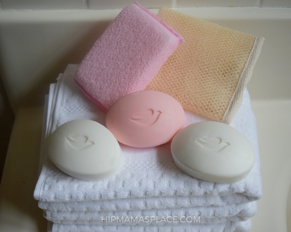 """A recent @Dove survey found that 86% of dermatologists report that the """"squeaky clean"""" feeling means your skin might be stripped of the moisture and nutrients it needs."""