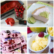 17 Frozen Desserts for Summer Treats