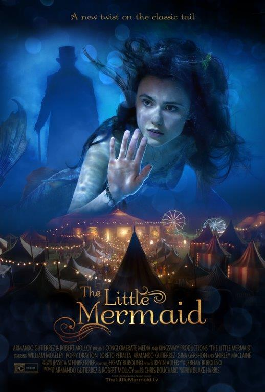 """""""The Little Mermaid"""" is a live-action family film set to show in select AMC Theaters near you on August 17, 2018."""