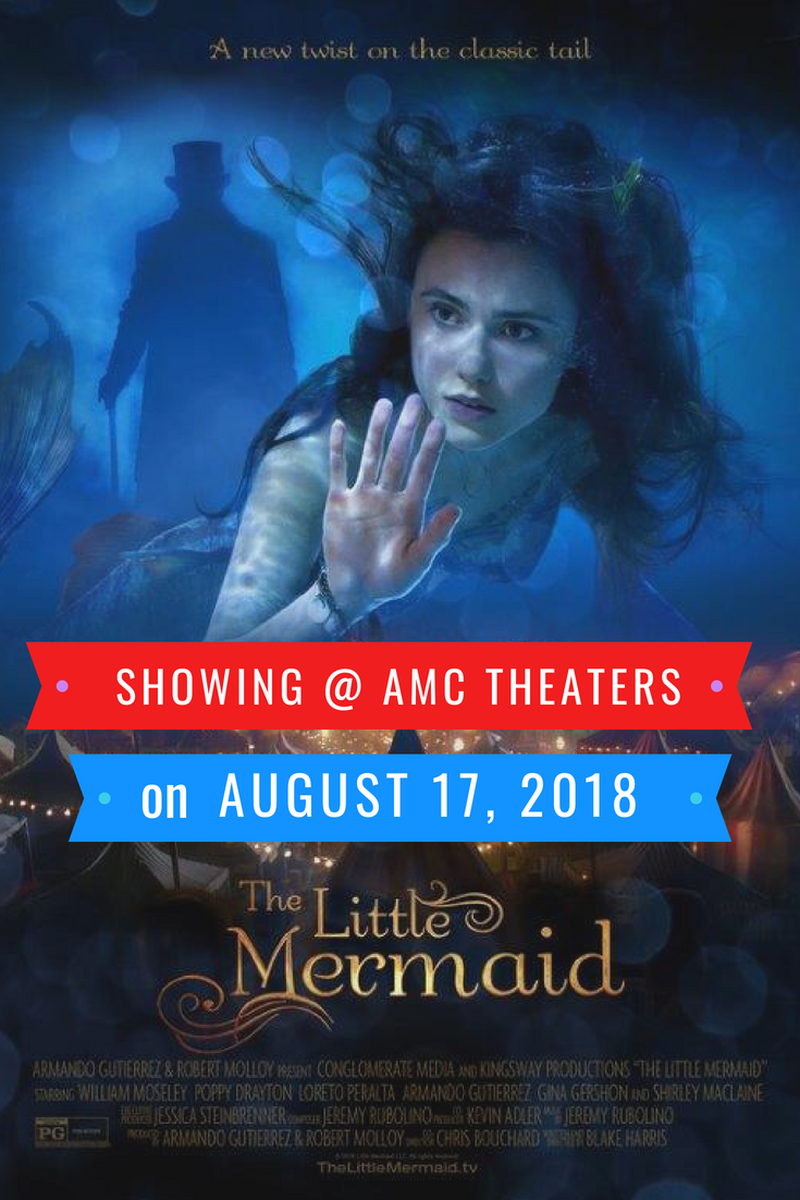 """Inspired by the 1837 Hans Christian Andersen fairy tale rather than the 1989 Disney movie, this fantasy-adventure film follows a young girl who discovers a beautiful, enchanting woman she believes to be the real """"Little Mermaid"""" of lore."""