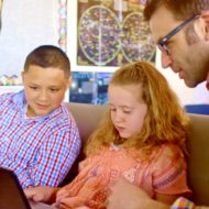 Be Internet Awesome and Teaching Kids To Show Kindness Online