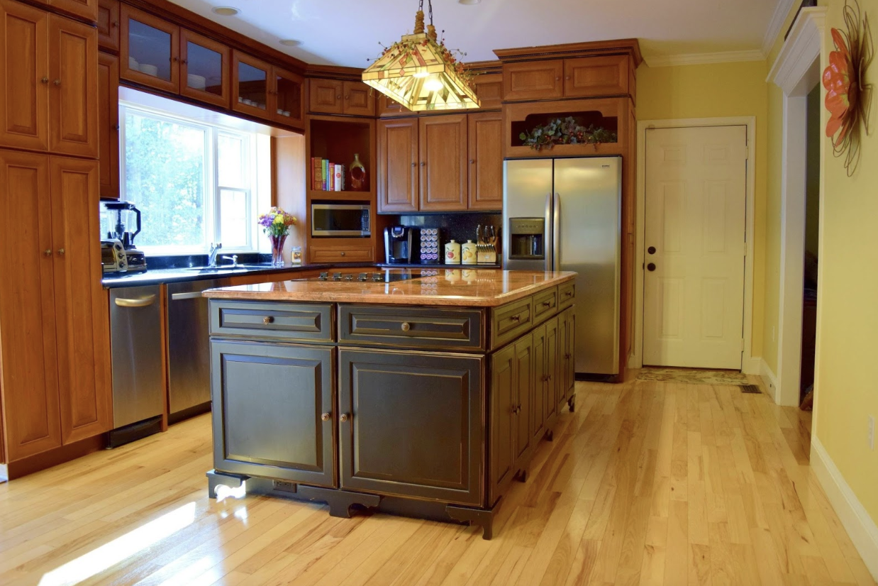 The kitchen is truly the heart of your home